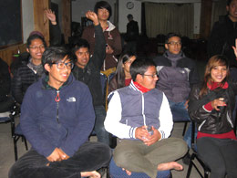 Student Life Coaching in Nepal